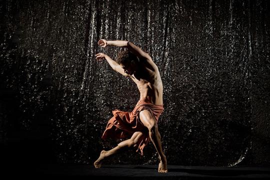 Alonzo King Lines Balleta: Sutra