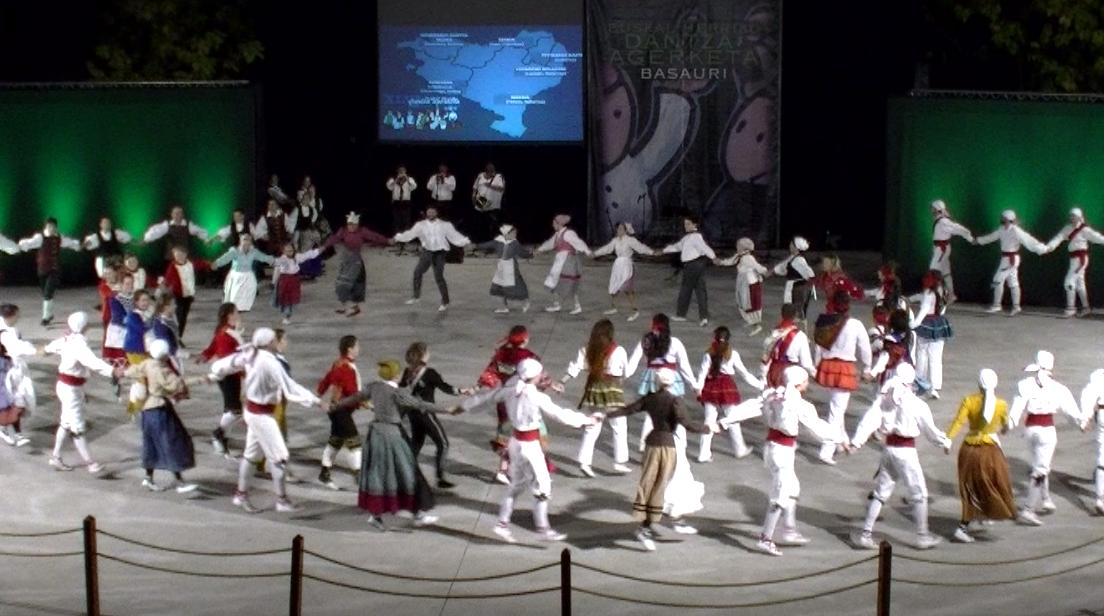 Basauri: Euskal Herriko Dantza Agerketa