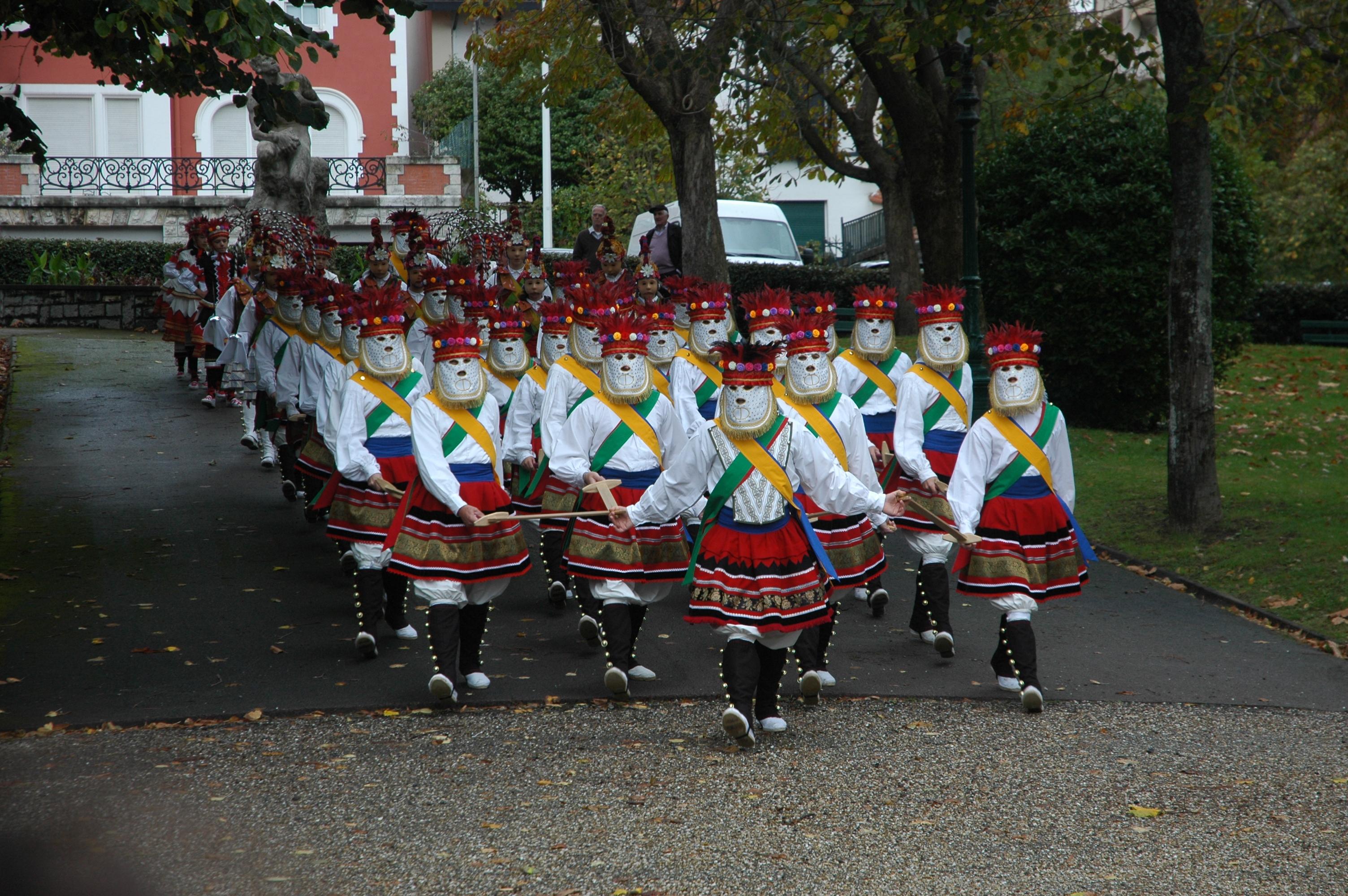 San Martin ezpata-dantza