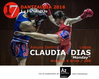 Cláudia Dias: Monday - Watch Out For The Right