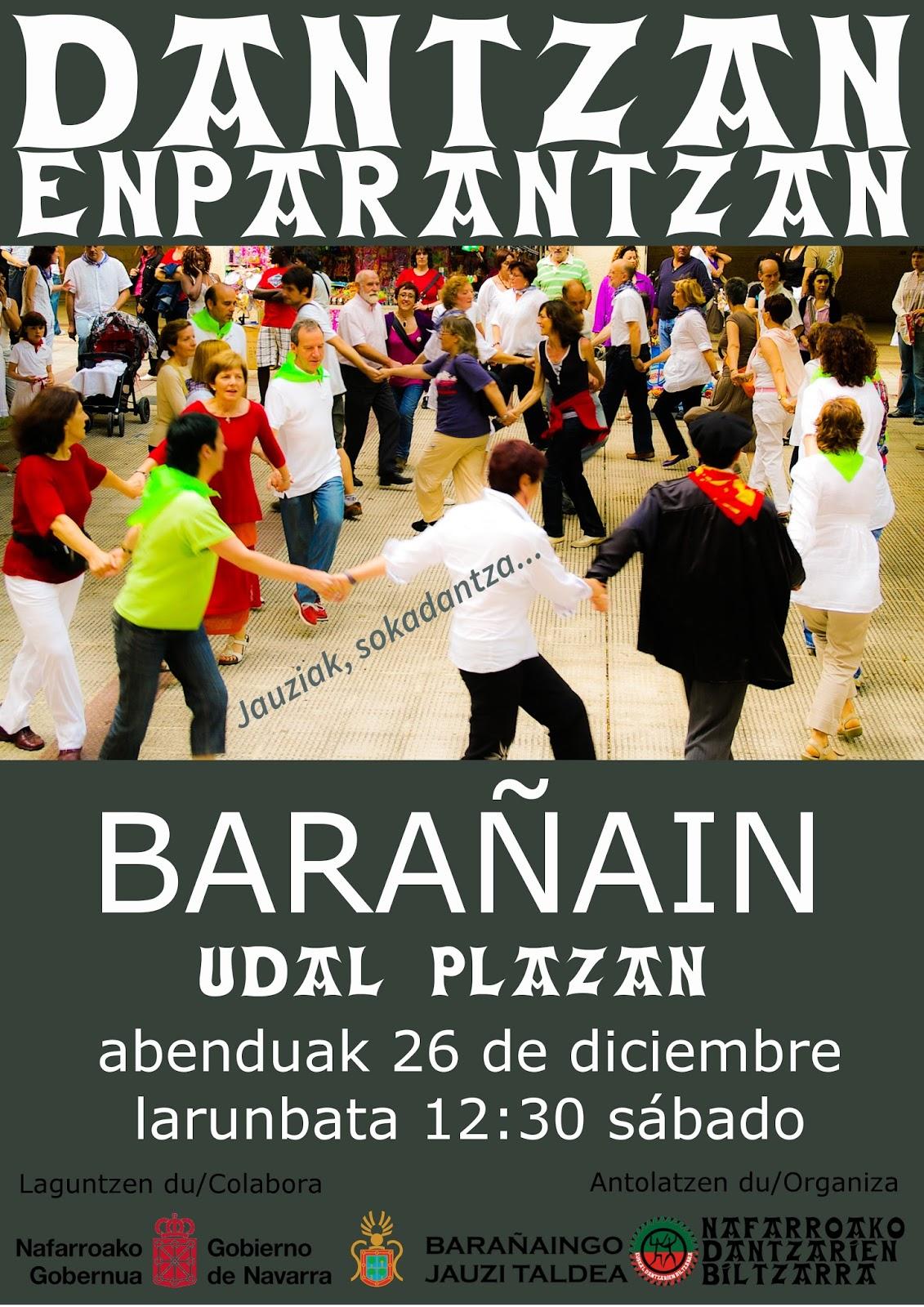 Dantza Enparantzan