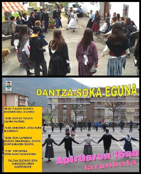 Dantza-soka eguna