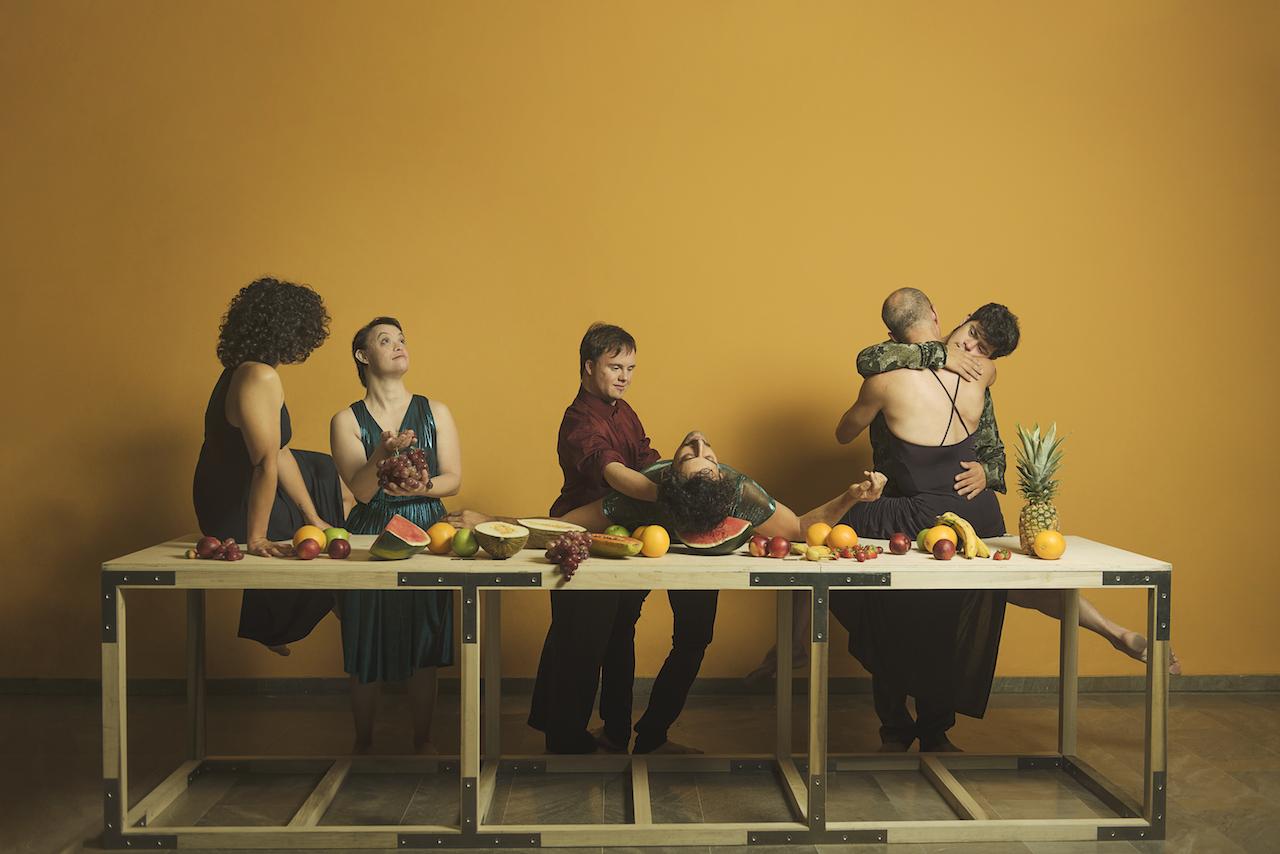 Danza Mobile: Festin de los cuerpos