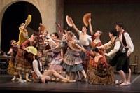 Espainiako dantza konpainia nazionala eta BOS: On Kixote