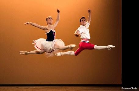 Frantziako Balletak