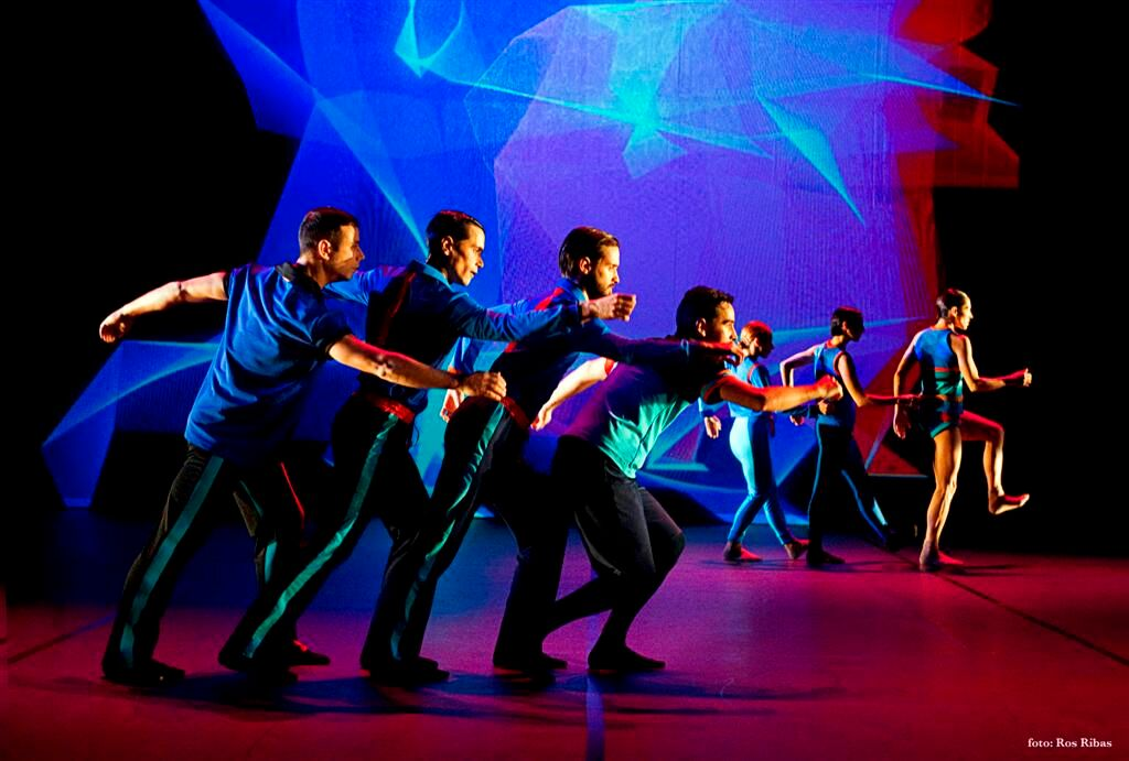 Gelabert - Azzopardi Companyia de Dansa: Foot-ball