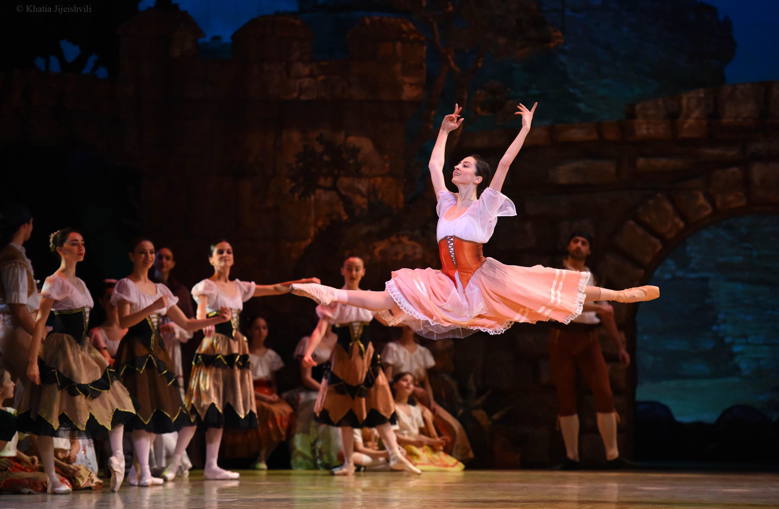 Georgiako Estatu Balleta