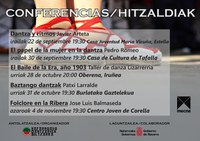 Hitzaldia: El Baile de la Era