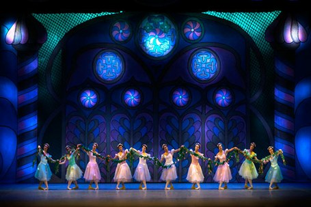 Kubako Ballet Nazionala: La magia de la danza