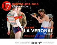 La Veronal konpainia: Russia