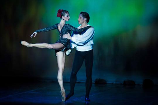 Moskuko Ballet Nazionala: Carmen