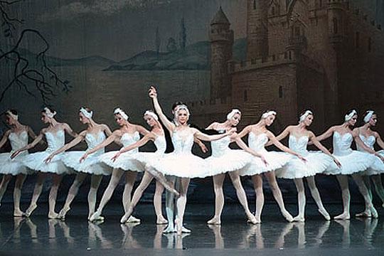 Moskuko balleta: Beltxargen aintzira