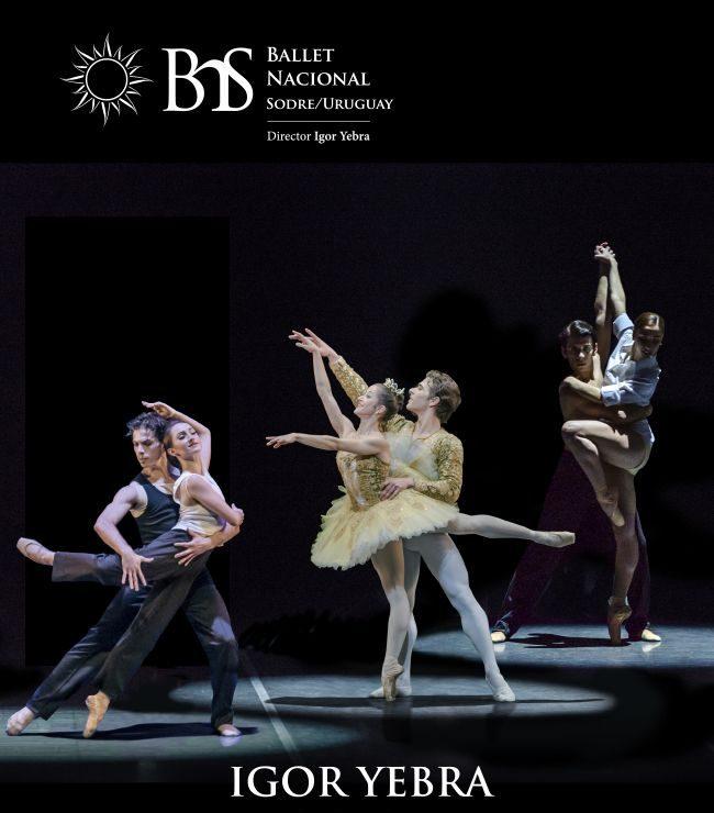 Uruguaiko Sodre Ballet Nazionala