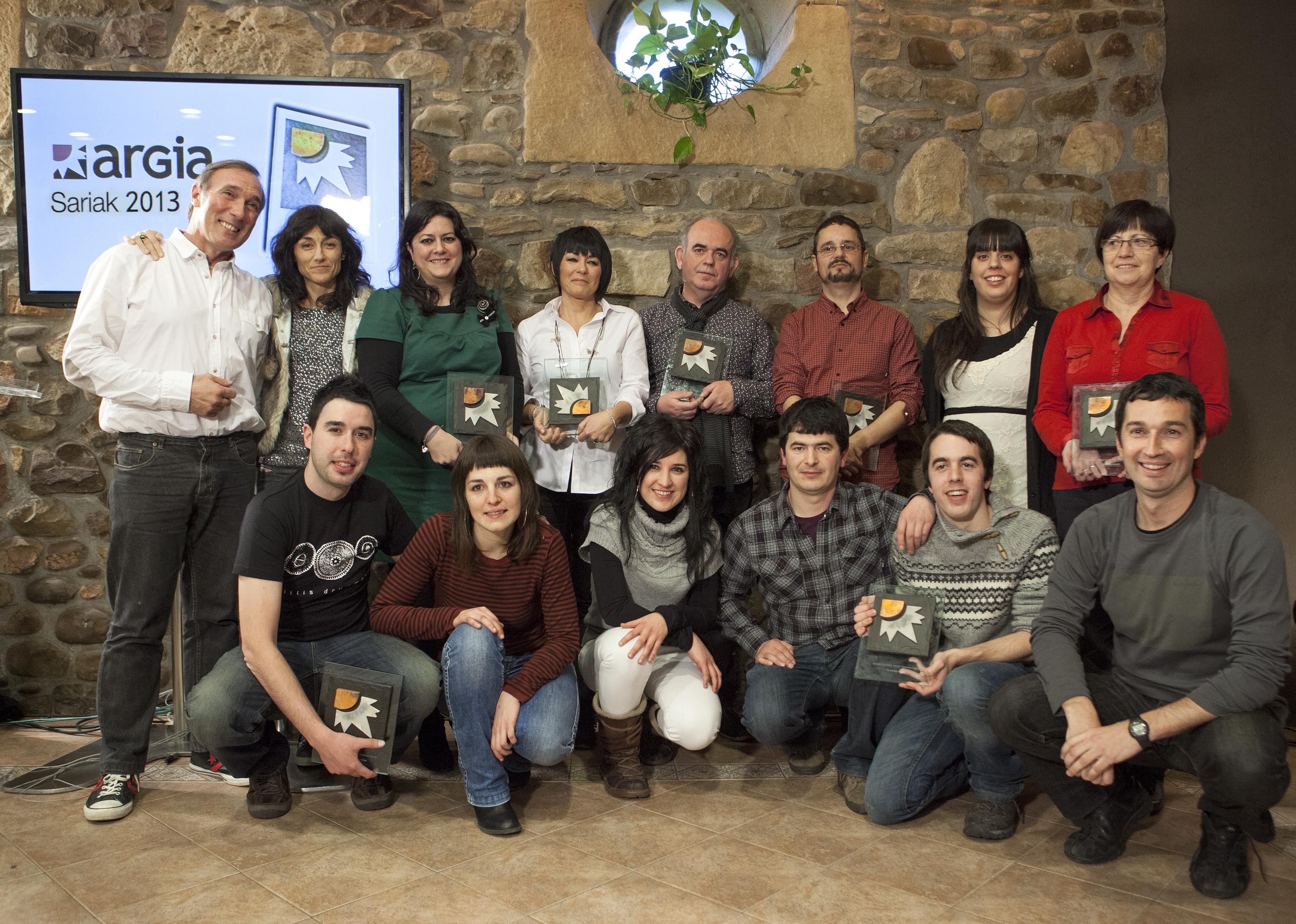 Argia Saria irabazi du dantzan.com-ek!