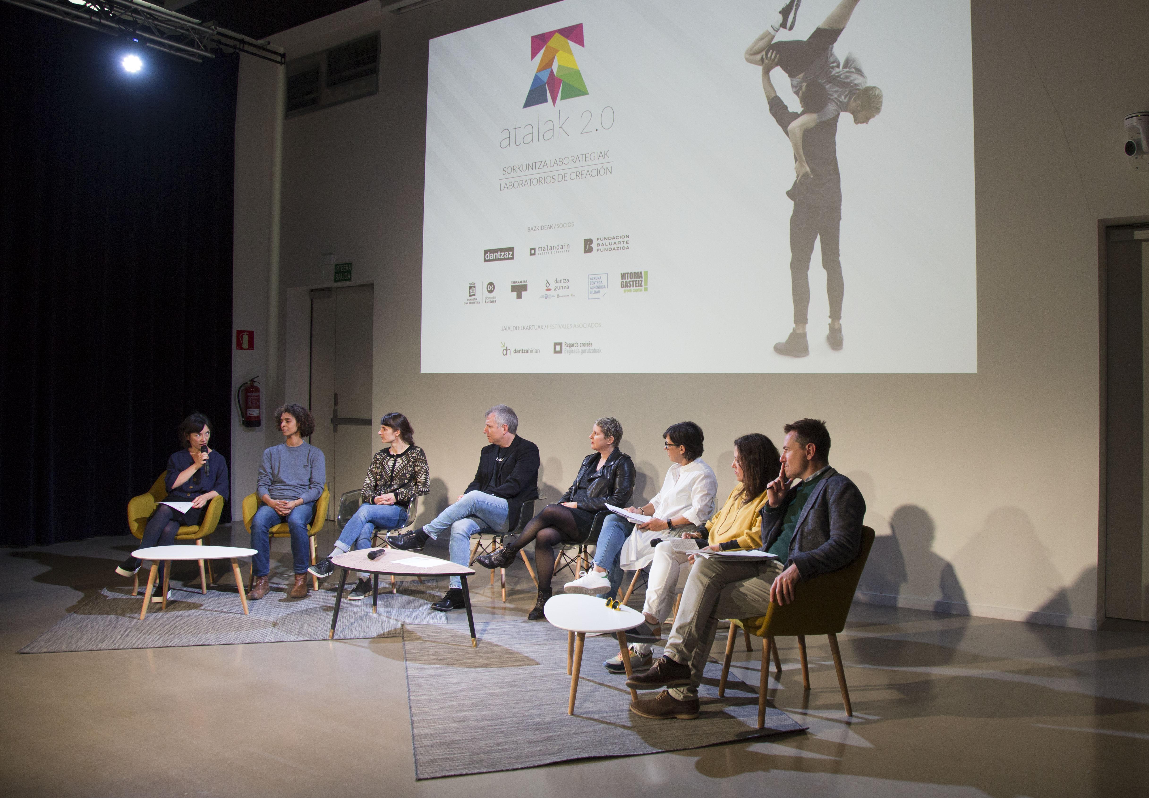 Myriam Perez Cazabon, Larrua proiektua eta Martxel Rodriguez izango dira aurtengo Atalak 2.0 proiektuan