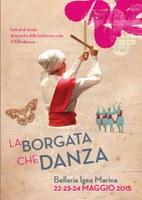 Leinua dantza taldea Italian