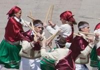 Dantza tradizionalak San Migeletan protagonista