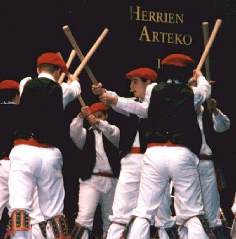 Herrien Arteko X. Folklore Jaialdia Barakaldon