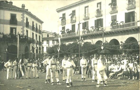 1918, Eusko Ikaskuntzaren I. kongresua
