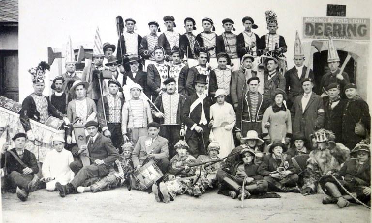 1934 Sohüta Maskaradak