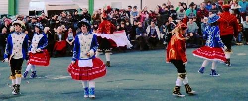 Santa Grazi: Maskarada