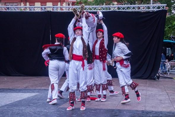 2018 06 15 Eibar Dantzari eguna IZ IMG 8002 IZ