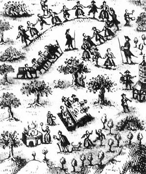 Arrate XVIII mendeko grabatua