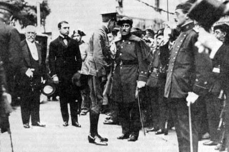 Alfonso VIII.a Eusko Ikaskuntzako biltzarrean