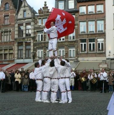 Antwerpen Lange wapper ezpata-dantza