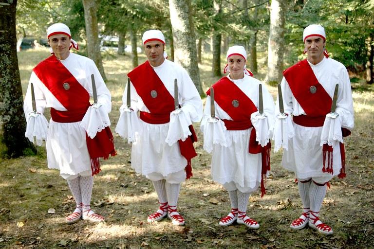 Arrateko dantzak 2006 Ohorezko gonbidatuak