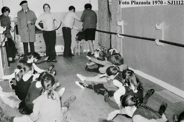 Ballet Eibarres 1970