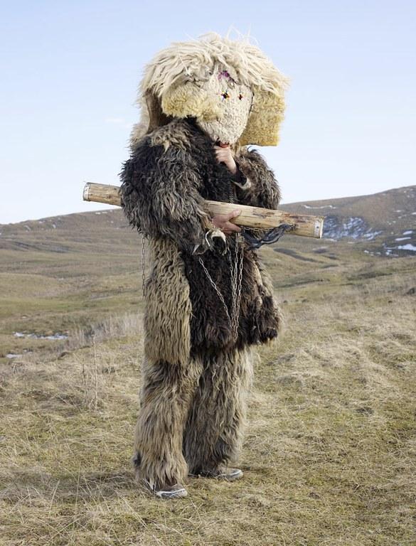 Charles Freger: Wilder Mann 0143 Ursu din Boroaia