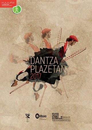 Dantza Plazetan 2017 kartela
