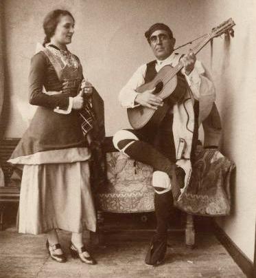 Erronkari bikotea 1922