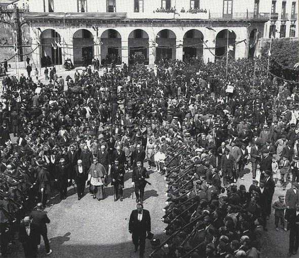 Eusko Ikaskuntza I. kongresua 1