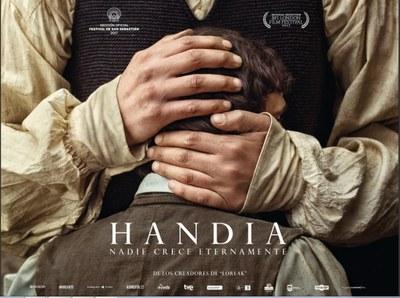Handia (2017) afitxa