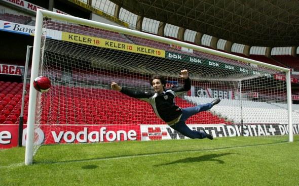Igor Yebra atezain Athletic Bilbao
