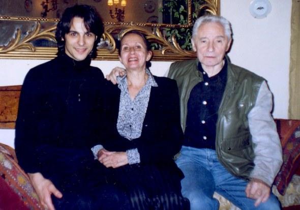 Igor Yebra, Natalia Bessmertnova eta Yuri Grigorovich,