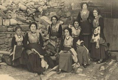 Izaba 1910 emakume taldea