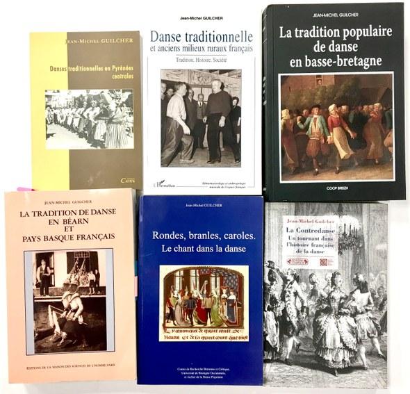 Jean Michel Guilcher bibliografiako 6 liburu
