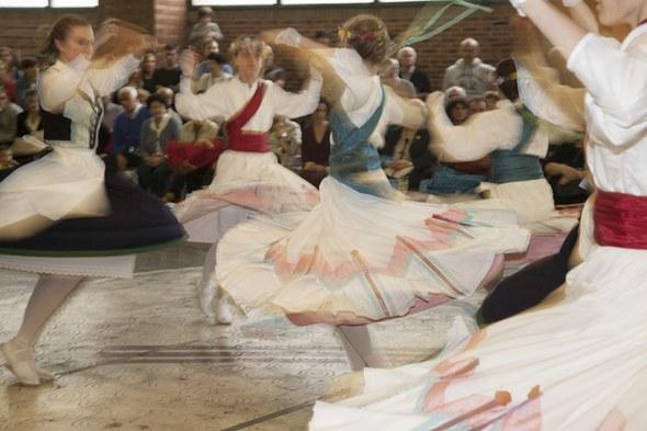 Kezka, Dantzari eguna 2015: 99-2000 dantzan