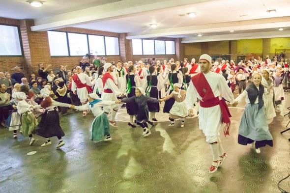 Kezka, Dantzari eguna 2015: Kalejira
