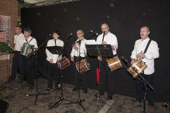 Kezka, Dantzari eguna 2015: Musikuak