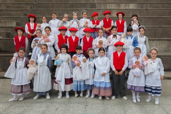 Kezka, Dantzari eguna 2015: Talde argazkia N-M 2007