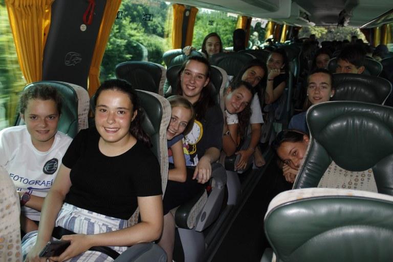 Kezka Gauargin 2019 autobusean