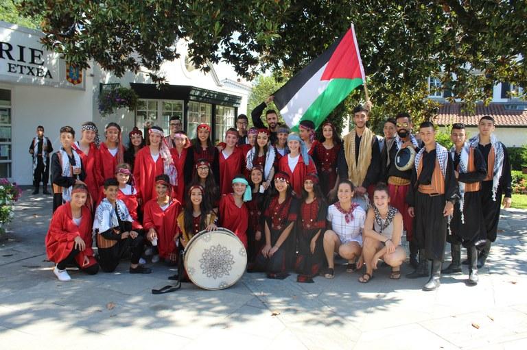 Kezka Gauargin 2019 Palestinarrekin