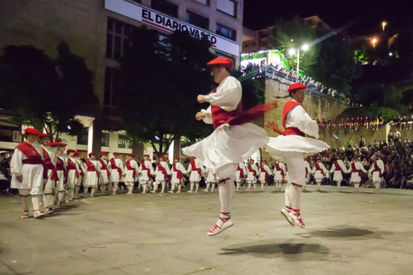 Kezka, San Juan soka-dantza 2015: Bikotea