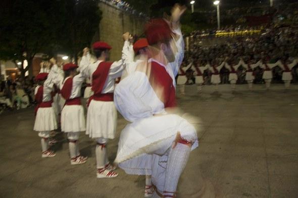 Kezka, San Juan soka-dantza 2015: Luken aurresku