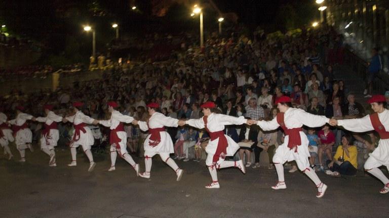 Kezka, San Juan soka-dantza 2015: Sarrera