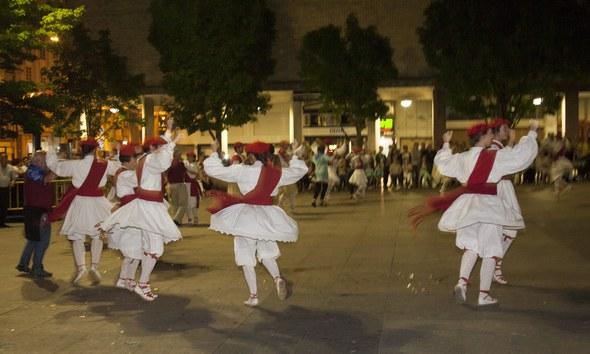 Kezka, San Juan soka-dantza 2015: Soltean